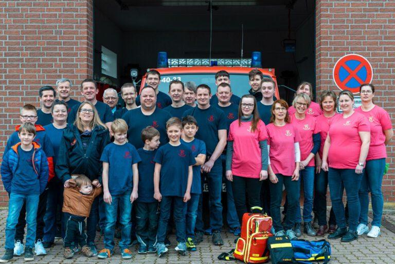 FFW Derneburg-Astenbeck Gruppenbild
